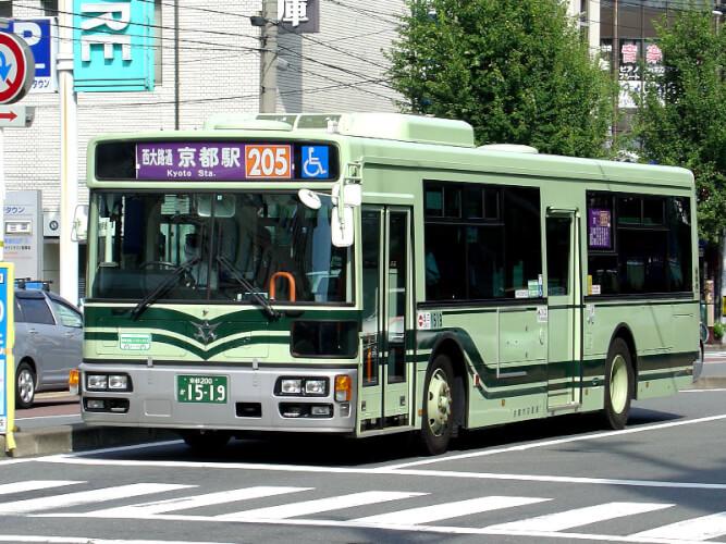 京都市バス